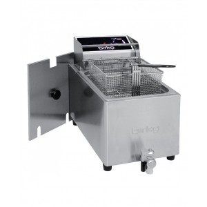 Birko 1001003 Commercial Single Deep Fryer 8 Litre