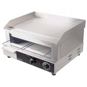 Birko 1003002 Commercial Griddle & Toaster