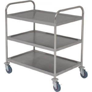 3 Tier Dining Cart-Size L T20030