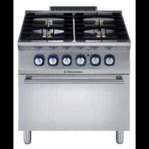 Electrolux E7GCGH4CGA ELCO 700 Series 4 Burner Gas Oven Range