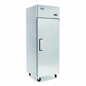 ATOSA  MBF8001 Top Mounted Single Door Refrigerator 730mm