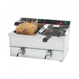 ACE-12L-2 Deep Fryer Double Tank 12Lx2