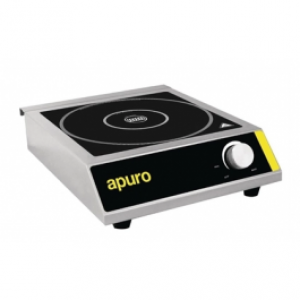 Apuro CE208-A 3kW Induction Cooker
