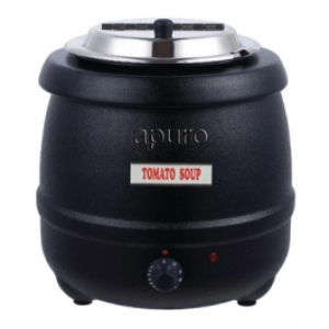 Apuro 10Ltr Easy-Serve Soup Kettle