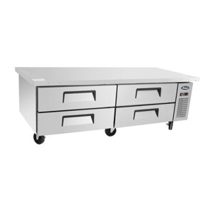 ATOSA MGF8453 Chef Base - 4 Drawers 1840mm