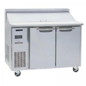 Skope BC120-S-2RROS-E Centaur Series Two Door Sandwich Prep Fridge - 1200mm