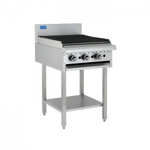 LUUS BCH-6C – 600mm Wide Essentials Chargrill With Shelf