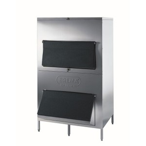 Brema BIN550VDS – 550kg Ice Storage Bin