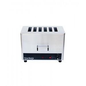 Birko 1003203 - Vertical Slot Toaster - 6 Slices