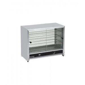 Birko 1040091 - Pie Warmer - Glass Doors - 50 Pies