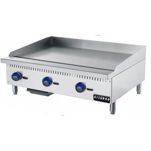 BL-HP3 Azzurro 3 Gas Burner Griddle/ Hot Plate