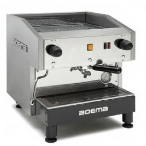 Boema CC-1S10A Caffe 1 Group Semi Automatic Espresso Machine