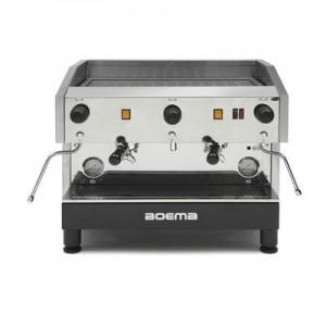Boema CC-2S15A Caffe 2 Group Semi Automatic Espresso Machine