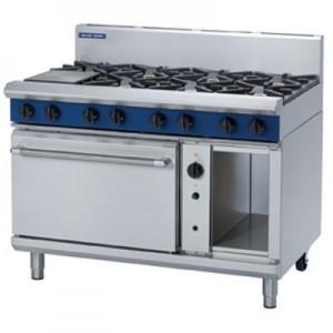 Blue Seal G58D/C/B/A Gas Range - Convection Oven