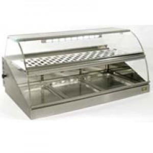 Roller Grill VHF1000 Counter Top Refrigerated Display - 1000mm