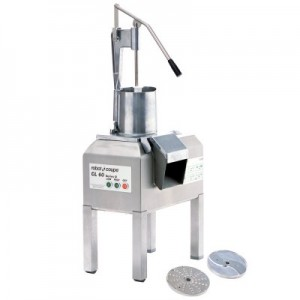 Robot Coupe CL60 Pusher-Feed-Head Vegetable Prep Machine