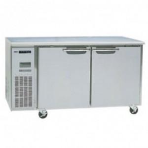 Skope BC120-C-2FFOS-E Centaur Series Two Door Bench Freezer - 1200mm