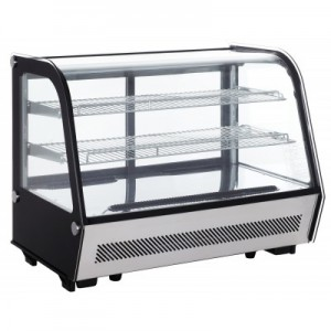 Exquisite CTC160 Counter Top Cold Display Cabinet - 160 Litres