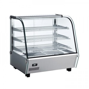 Exquisite CTW120 Counter Top Heated Display Cabinet - 120 Litres
