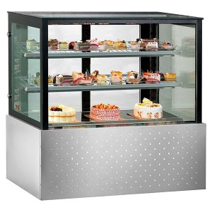 Belleview Chilled Food Display SG120FA-2XB