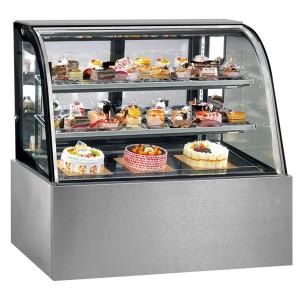 CG180FA-2XB 'CG' Heated Display Cabinets