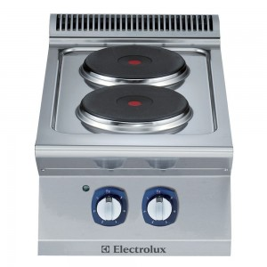 Electrolux E7ECED2R00 2 Hot plates