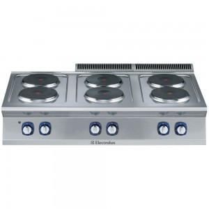 Electrolux E7ECEL6R00 6 Hot plates