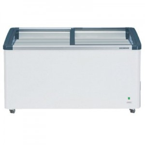 Liebherr EFI4103 Curved Glass Chest Freezer - 412 Litres