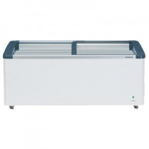 Liebherr EFI5503 Curved Glass Chest Freezer - 554 Litres