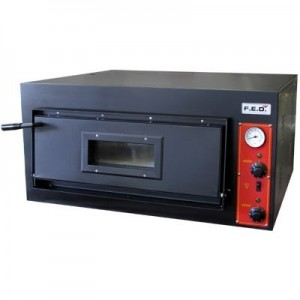 EP-2-1 - Germany's Black Panther Pizza Deck Oven