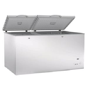Exquisite ESS750H Stainless Steel Top Chest Feezer – Split Door