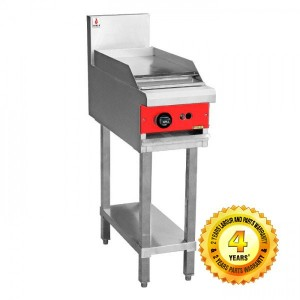 Fuoco F2GBS commercial single burner hotplate
