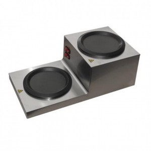 MHP-220 Double stepped heating plate