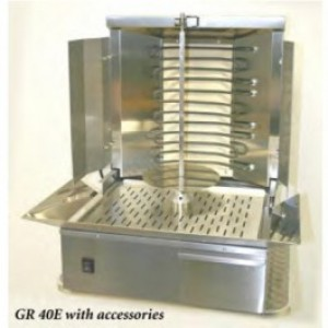 Roller Grill GR40E Gyros Grill