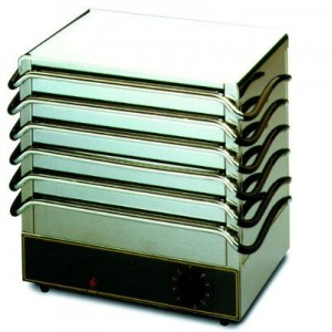 Roller Grill DW106 Plate Warmer (6 Plate)