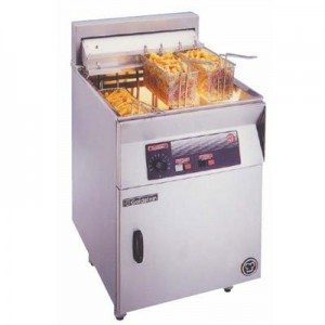 Goldstein FRE-24DL Single Wide Pan Electric Fryer