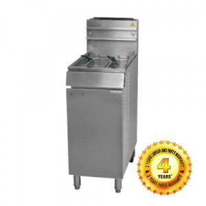 Fuoco FGF4 Commercial Gas Deep Fryer