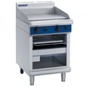 Blue Seal G55T Gas Griddle Toaster - 600mm