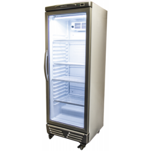 Bromic GM0300 LED Glass Door Display Chiller - 290 Litre