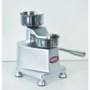 Grange GRF100 Quality Commercial Manual Patty Maker
