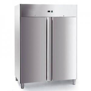 Exquisite Double Door Stainless Steel Freezer GSF1410H - 1497 litres