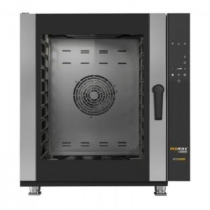 Hobart HECME10-C Convection Steamer Eco Combi - 10 Tray Electric