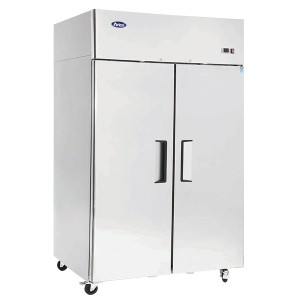 ATOSA MBF8002 Top Mounted Double Door Freezer