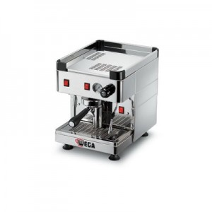 Wega Mini Nova 1 Group Electronic Coffee Machine - Vibrating Pump