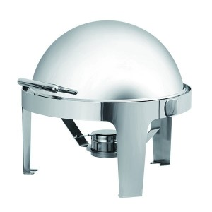 MIXRITE AT51363 Economic Round Chafing Dish 500mm