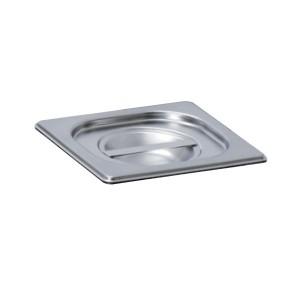 MIXRITE Stainless Steel Lids  530x162