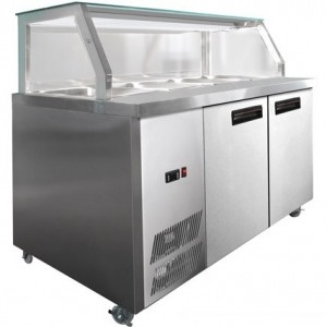 PG180FA-Y Chilled Bain Marie Food Display