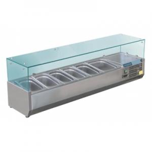 Polar Refrigerated Servery Topper