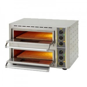 Roller Grill PZ 430 D Double Deck Pizza Oven