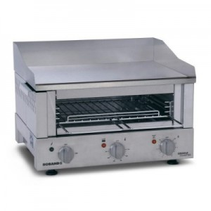 Roband GT480 Griddle Toaster - Medium Production